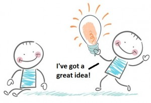 create and share your ideas