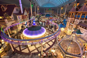 Lotte World Inside