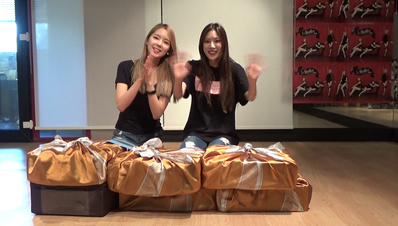 Chuseok Presents Delivered~ (SSP Update #23)